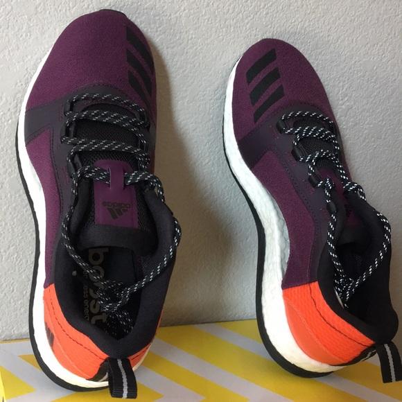 adidas Shoes - adidas PureBoost X TR 2 Red/Black/Easy Coral5